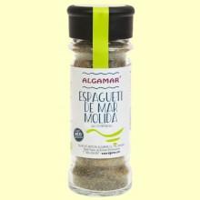 Alga Espagueti de Mar Molida - 70 gramos - Algamar