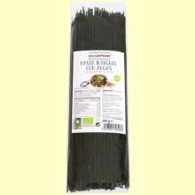 Pasta Integral con Algas - Espagueti - 250 gramos - Algamar