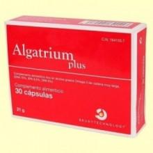 Algatrium Plus - 30 cápsulas - Algatrium Brudy Technology