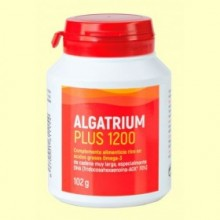 Algatrium Plus 1200 mg - 60 perlas - Brudy Technology