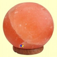 Lámpara de Sal Redonda - 4 kg