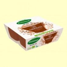Postre de Soja con Chocolate Soya Dessert Bio - Pack 4 uds - Promavel