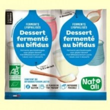 Fermento para yogur con bífidus Bio - 2x6 gramos - Nat Ali