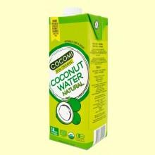 Agua de Coco Natural Bio - Brick 1 litro - Cocomi