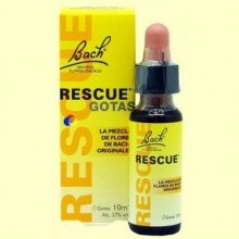 Rescate - Rescue Remedy - 10 ml - Bach