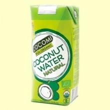 Agua de Coco Natural Bio - Brick 330 ml - Cocomi