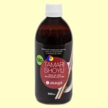 Tamari Shoyu Bio - 500 ml - Mimasa