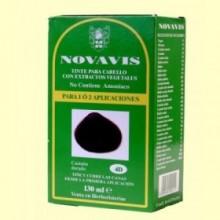Tinte de Cabello - Castaño Dorado - 135 ml - Novavis