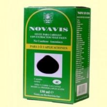 Tinte de Cabello - Castaño Ceniza - 135 ml - Novavis