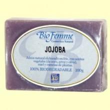 Jabón de jojoba - Bio Femme - 100 gramos - Ynsadiet