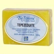 Jabón de tepezcohuite - Bio Femme - 100 gramos - Ynsadiet