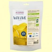 Algas Marinas Wakame Bio - 100 gramos - Algamar
