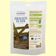Alga Marina Espagueti de Mar Bio - 100 gramos - Algamar