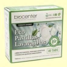 Eco Pastillas de Lavavajillas - 40 pastillas - Biocenter