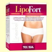 Lipofort - Quema grasas - 60 cápsulas - Tongil