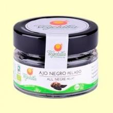 Ajo Negro Pelado Bio - 50 gramos - Vegetalia