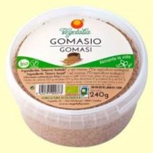 Gomasio Bio Tarrina - 240 gramos - Vegetalia