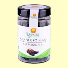 Ajo Negro Pelado Bio - 200 gramos - Vegetalia
