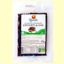 Espagueti de Mar - Alga Atlántica Silvestre - 50 gramos - Vegetalia