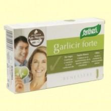 Garlicir Forte - 40 cápsulas - Santiveri