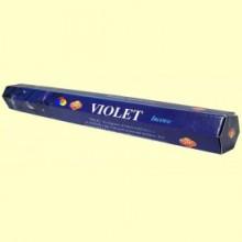 Violeta Incienso - 20 sticks - SAC