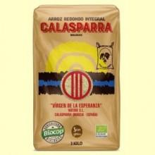 Arroz Integral Calasparra Bio - 1 kg - Biocop