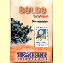 Boldo 60 comprimidos de Herbós