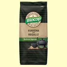 Té Kukicha 3 años con Regaliz - 75 gramos - Biocop