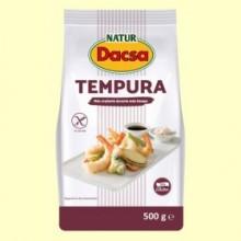 Preparado Tempura - 500 gramos - Naturdacsa