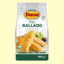 Pan Rallado - 400 gramos - Naturdacsa
