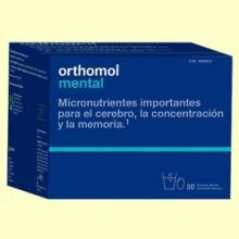 Orthomol Mental - 30 sobres - Laboratorio Cobas