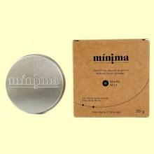 Dentífrico en Polvo - 30 gramos - Mínima Organics