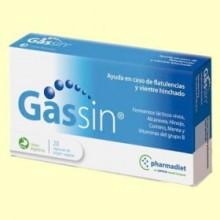 Gassin - Pesadez gástrica - 20 cápsulas - Pharmadiet
