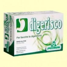 Digerisco - Favorece la Función Digestiva - 45 comprimidos - Specchiasol