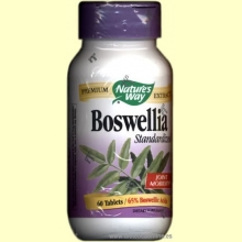 Broswelia stand 60 capsulas de Nature's Way
