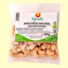 Anacardos Bio - 100 gramos - Vegetalia