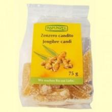 Jengibre Candi Rapunzel - 75 gramos - Biocop