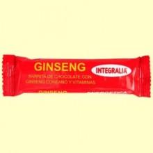 Barrita Energética con Ginseng - 24 barritas - Integralia