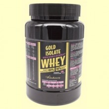 Gold Isolate Whey Crema de Cacahuete con Chocolate - Proteínas - 1 kg - By Nankervis