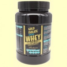 Gold Isolate Whey Capuccino - Proteínas - 1 kg - By Nankervis