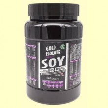 Gold Isolate Soy Chocolate - Proteínas - 1 kg - By Nankervis