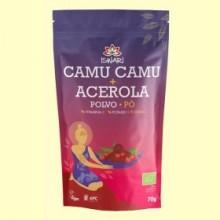 Camu Camu y Acerola - 70 gramos - Iswari