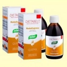 Dietabelt ReduExpress Quema - Pack 2 x 240 ml - Santiveri
