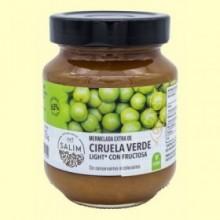Mermelada extra de Ciruela Verde light - Int- 325 gramos -Salim