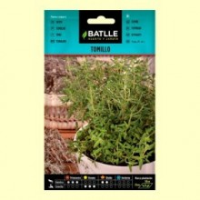 Semillas de Tomillo o Farigola - Thymus Vulgaris - 1 gramo - Batlle