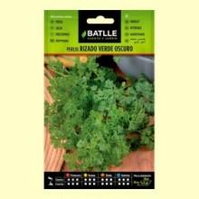 Semillas de Perejil Rizado Verde Oscuro - 10 gramos - Batlle
