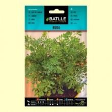 Semillas de Ruda - Ruta Graveolens - 1 gramo - Batlle