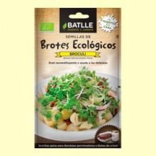Semillas de Broculi Brotes Eco - 6 gramos - Batlle