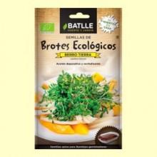 Semillas de Berro Tierra Brotes Eco - 14 gramos - Batlle