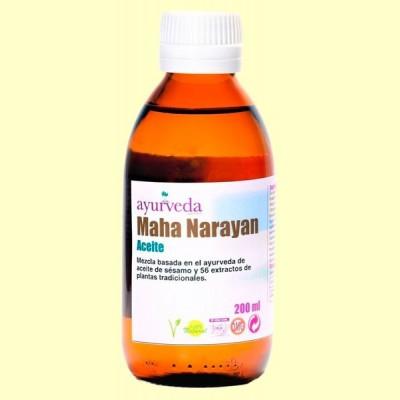 Aceite de Maha Narayan - 200 ml - Ayurveda